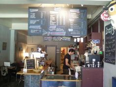 Izzy's Coffee Den - Coffee is a must for me to be inspired.