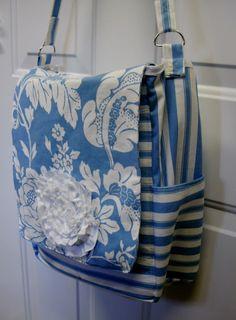 DIY Diaper Bag... or just sweet bag. psh...We dont need diapers...