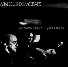 """Exile SH Magazine: Vinicius de Moraes - """"La Fusa"""" (1970) http://www.exileshmagazine.com/2014/03/vinicius-de-moraes-la-fusa-1970.html"""