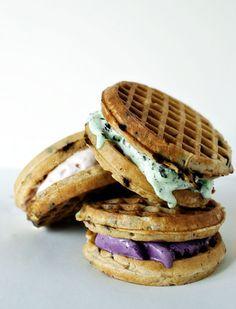 Genius Ice-Cream Sandwiches You've Never Tried via @PureWow