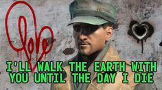 MacCready Fallout 4 Valentine by blablover5