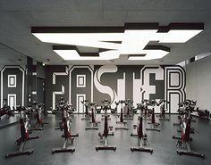 Adidas #Gym, Germany by Büro Uebele 2014