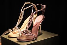 Rene Caovilla Jewelry Shoes and Bags for Fall Winter 2013 2014 ~ The Dolls Factory