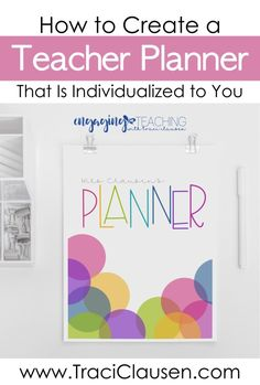 The Ultimate Weekly Teacher Planner includes SO much! It includes 100s of customizable templates for single and multiple subject teachers and a bunch of extras. Check out this post and VIDEO - there are oodles of fabulous things included with this totally editable planner resource! The thorough instructions and videos make personalizing your own planner a breeze!