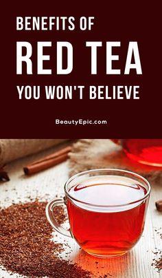50 Surprising Health Benefits of Drinking Red Tea http://www.red-tea-detox-program.co.uk