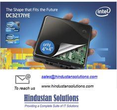 Hindustan Solutions Launched Cost Efficient Mini Intel PC / Desktop. Desktop, Engineering, Product Launch, Mini, Mechanical Engineering