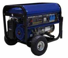 #Generador Gasolina 4,5kva #maquinariayocio
