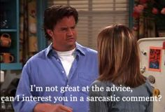 44 Reasons Why Youre Chandler Bing. Just realized how much I really am like Chandler Bing Friends Tv Show, Tv: Friends, Serie Friends, Chandler Friends, Chandler Quotes, Friends Episodes, Friends Moments, Funny Friends, Friends Forever