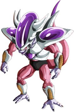 Frieza Third Form render 5 [Dokkan Battle] by on DeviantArt Dragon Ball Z, Dbz Characters, Goku Super, Art Drawings For Kids, Character Drawing, Anime Art, Akira, Cartoon, Deviantart