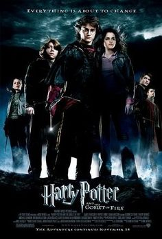 HP 30 Day Challenge- Favorite Movie: Goblet of Fire