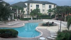 Swimming Pool view Kissimmee Florida, Four Corners, Heated Pool, Ideal Home, Dune, Swimming Pools, Condo, Relax, Explore
