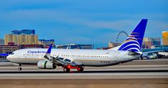 https://flic.kr/p/CaTU8B | HP-1851CMP  Copa Airlines 2015 Boeing 737-8V3(WL) serial 44153 / 5631 | McCarran International Airport (LAS / KLAS) USA - Nevada December 5, 2015 Photo: Tomás Del Coro
