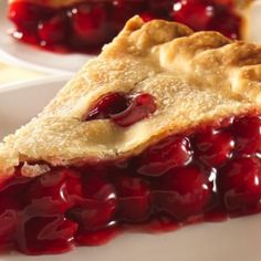 A classic cherry pie made easy!