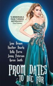 Five young adult authors cordially invite readers to five proms with a paranormal twist:
