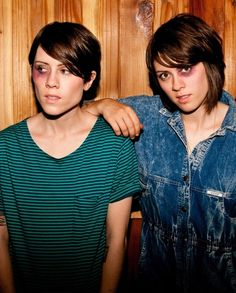 Black Eyed Peas? Nah! It's Tegan and Sara!
