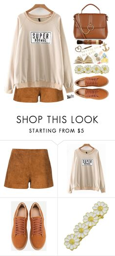 """""""Super Normal"""" by simona-altobelli ❤ liked on Polyvore featuring rag & bone, New Look and Lauren Conrad"""
