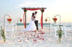 Affordable Destination Weddings | Destin FL Beach Weddings