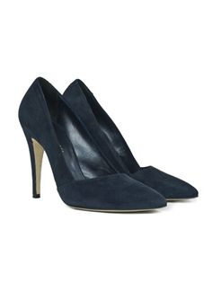 Malene Birger, Court Shoes, Just In Case, Buy Now, Kitten Heels, Pumps, Collections, Navy, Stuff To Buy