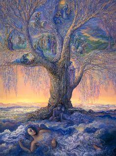 Josephine Wall Gallery | Memory Tree