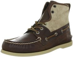 Sperry Top-Sider Men's A/O Sport Lace-Up Boot Sperry Top-Sider. $125.00. Manufactured by Sperry Topsider.. A brand-new, unused, and unworn item (including handmade items) in the original packaging (such as the original box or bag) and/or with the original tags attached.. rubber sole. leather-and-fabric