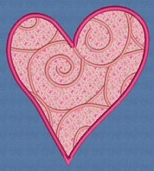 Swirl Hearts and More! - 4 Designs! | Valentine's Day | Machine Embroidery Designs | SWAKembroidery.com Designs by Juju