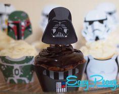 Star Wars (Inspired) Cupcake Set 1
