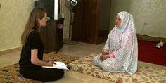 UNHCR - Syria Emergency. she inspires me so much #angelinajolie