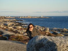 Peggy's Cove NS #TurquoiseCompass