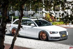 Audi A4 B8 Avant allroad - Low