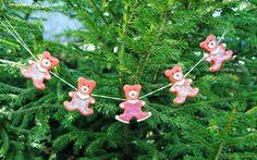 Christmas tree garland Winter Decoration New by syvenir3dnru