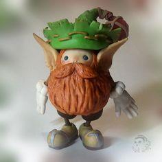 Gnome - Children of Mana