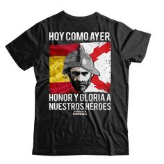 Spanish Flags, Mens Tops, T Shirt, Warriors, Legends, Ships, World, Spanish Colonial, Spartan Warrior
