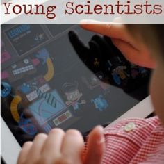{9 Apps for Young Scientists}