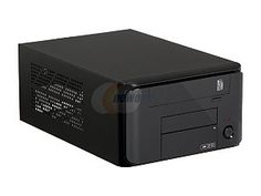 APEX MI-008 Black Steel Mini-ITX Tower Computer Case 250W Power Supply