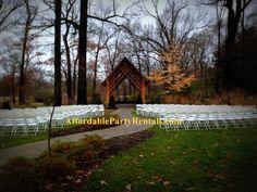 Garden Wedding at Memphis Botanic Garden A girl can dream