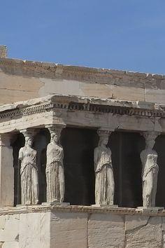 ACROPOLIS, Athen, GREECE