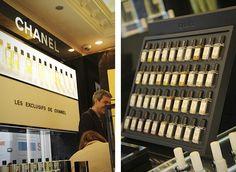 """Sole Silbando: """"Space Parfums"""" de Chanel en Benegas"""