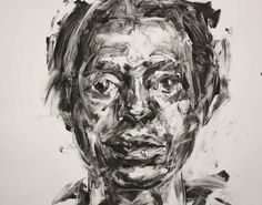 Paul.Wright Monotypes - WANDERING MAN - MONOTYPE Paul Wright, Art Lessons, Shadows, Anatomy, Portraits, Drawings, Ideas, Color Art Lessons, Darkness