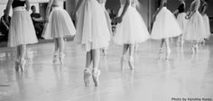 nationalballet:  Tutu Tuesday: Romantic in black & white.