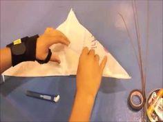 Basics of making an indoor kite