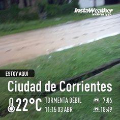 #YA día gris sobre #CorrientesCiudad como esta en tu ciudad? #imagenprimeroya
