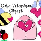This zip file contains 10 original valentine clip art images.  They are in jpeg format.  So cute for all of your Valentines!...