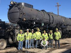 Union Pacific steam locomotive No. 4014, the Big Boy, is in one piece again nearly two years after the behemoth was disassembled to begin its restoration.
