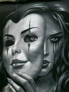 clown women pencil drawings - Yahoo Image Search Results