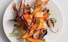 Carrot Salad with Yogurt and Coriander