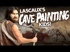 The Adventures of Lascaux's Cave Painting Kids Painting Lessons, Painting For Kids, Lascaux Cave Paintings, Paleolithic Art, Prehistoric Age, Stone Age Art, 6th Grade Social Studies, Kids Laughing, Art Lessons Elementary