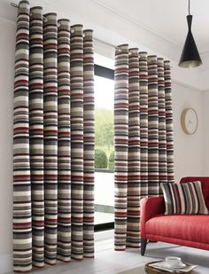Richmond Ready Made Lined Eyelet Curtains