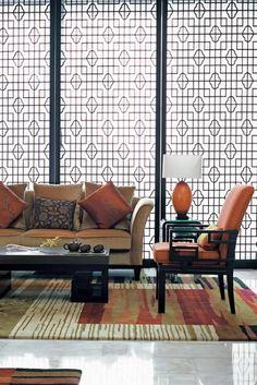 The Ritz-Carlton Beijing, Financial Street, Interior Design by HBA / Hirsch Bedner Associates