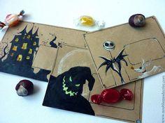 Idées d'Art Postal pour Halloween 2015
