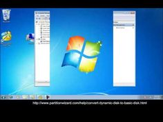 MiniTool Partition Wizard-Convert Dynamic Disk to Basic without Deleting - YouTube